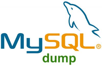 mysqldump con ejemplos